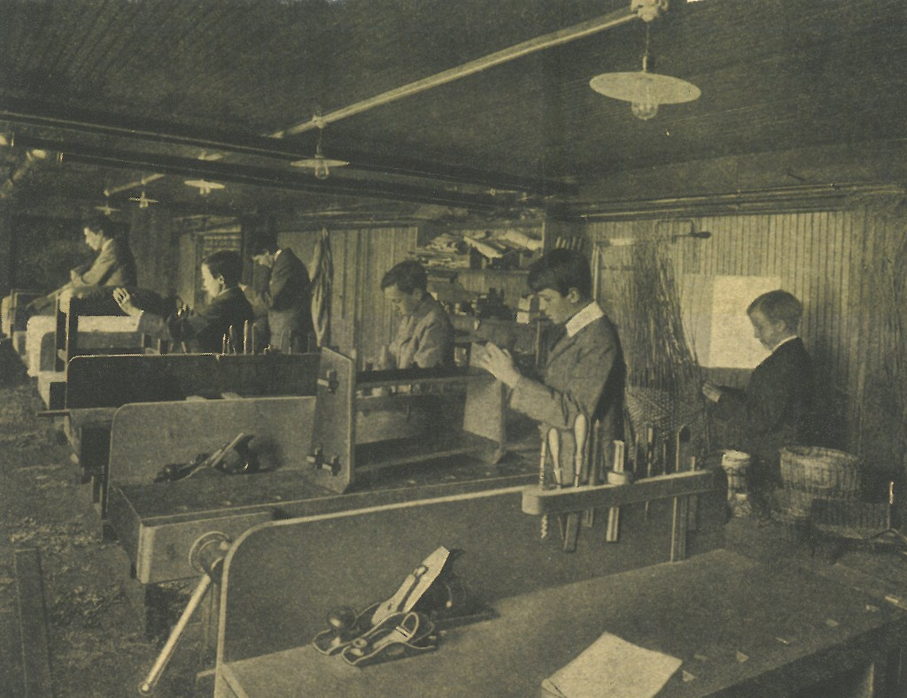 ORR CHS Wood Shop