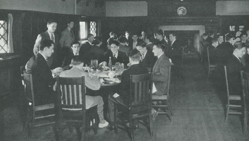 Formal Dinner in 1938