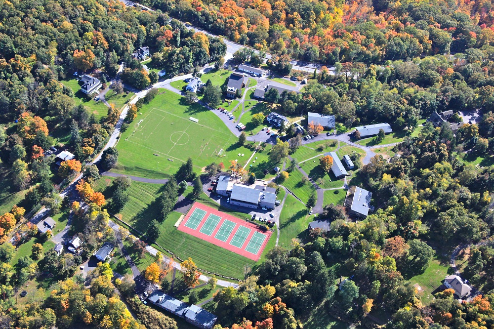 Aerial View 2 of The Storm King School